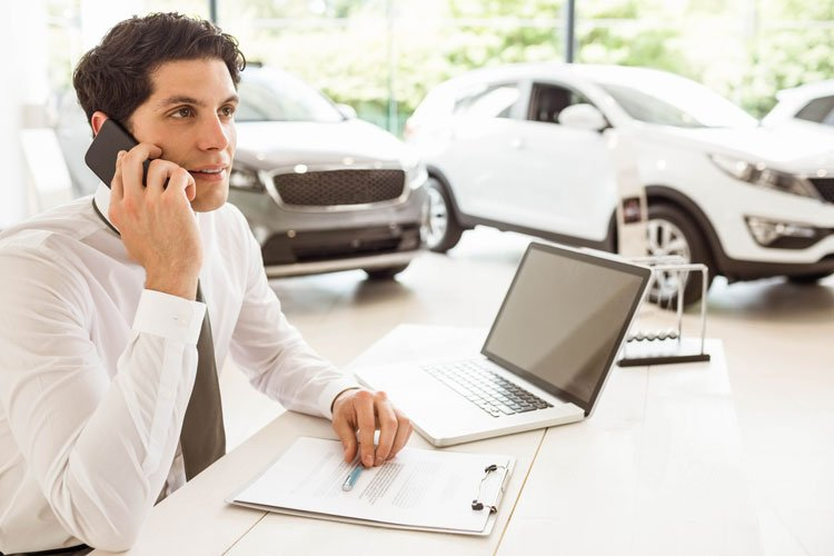 Auto Sales Phone Training from Alan Ram's Proactive Training Solutions